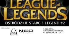 OSTRÓDZKIE STARCIE LEGEND #2