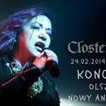 Closterkeller - Nowy Andergrant - Olsztyn 24.02.2019