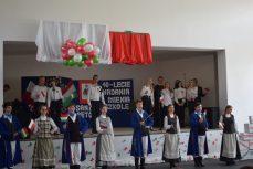 40- lecie nadania Zespołowi Szkół Zawodowych imienia patrona Sandora Petőfi.