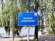 NAZWANIE BULWARU ''EUROPEJSKIM'' TO WYJĄTKOWO KIEPSKI POMYSŁ?