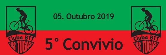 5° Convívio dia 05. de Outubro 2019