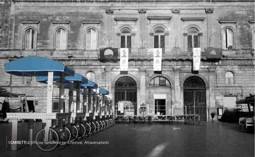 festival Attraversamenti I carretti di Officine Tamborrino