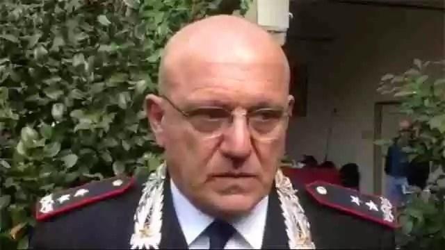 Generale Mino Piccinno NAS2
