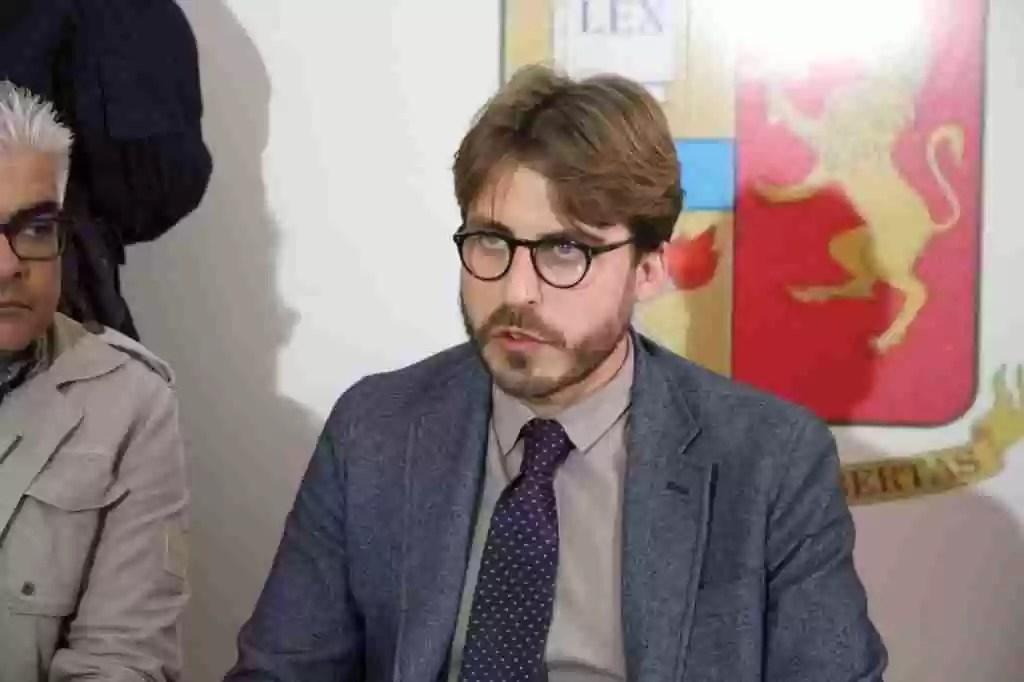 Gianni Albano Commissario di Ostuni