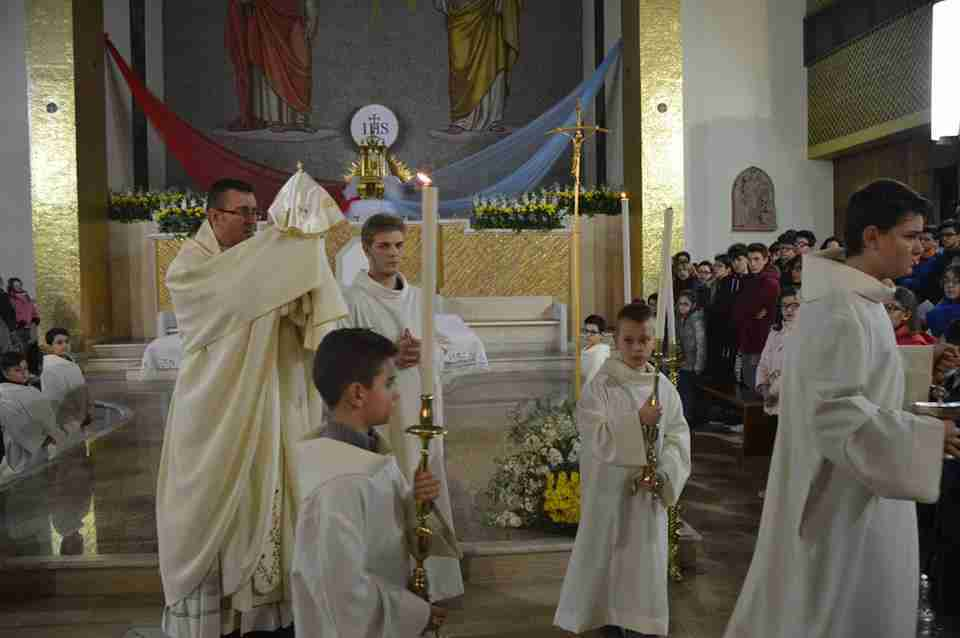 Cena Domini Santi Medici