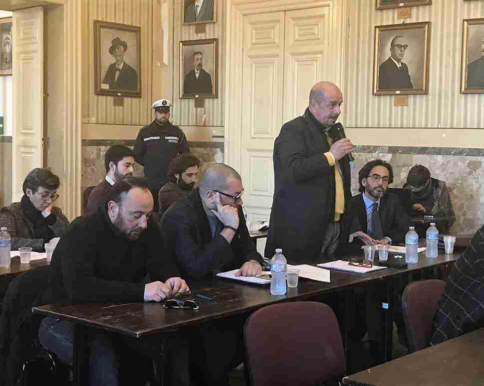 Consiglio Comunale Puglia Popolare