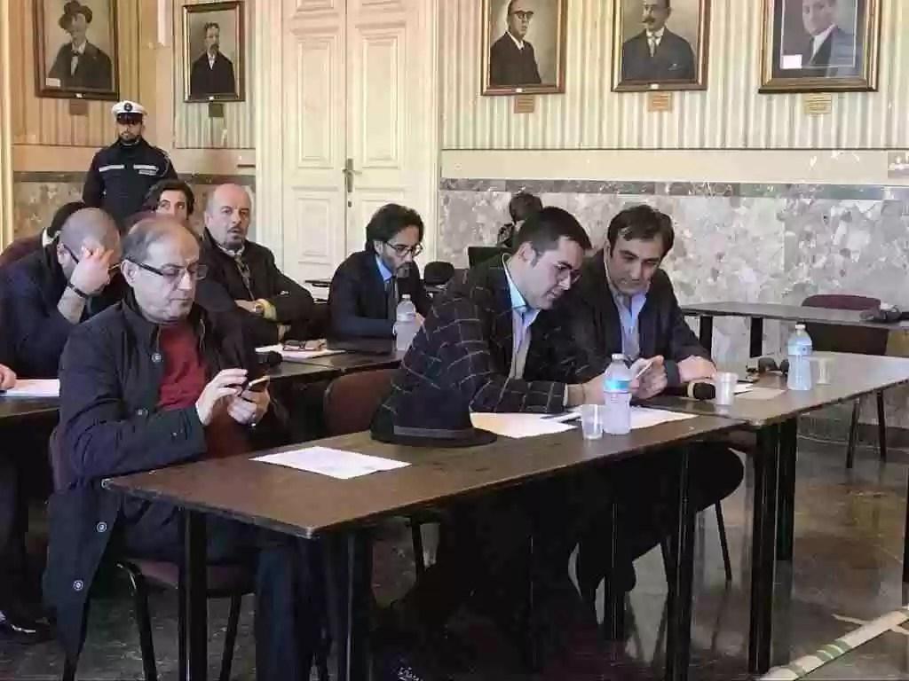 Consiglio Comunale Direzione Italia