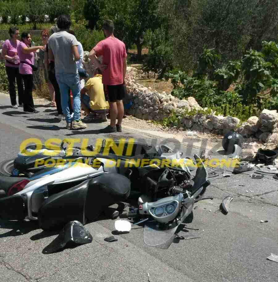 Incidente Ostuni Ceglie2