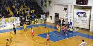 Cestistica Ostuni playoff Castellaneta gara 1