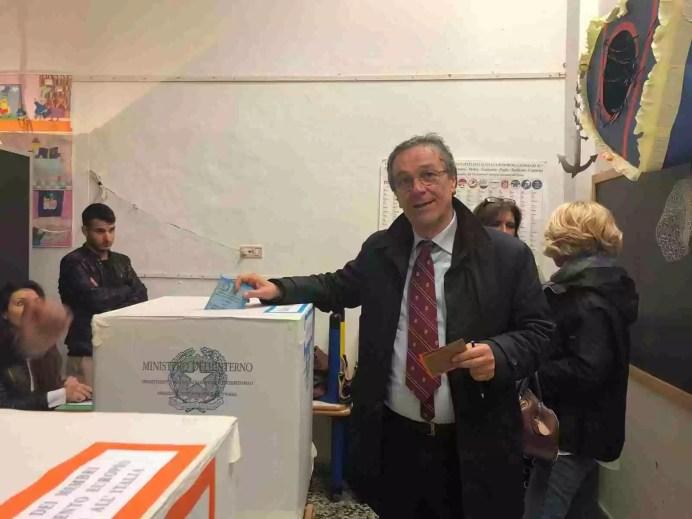 Domenico Tanzarella - Voto Amministrative 2019