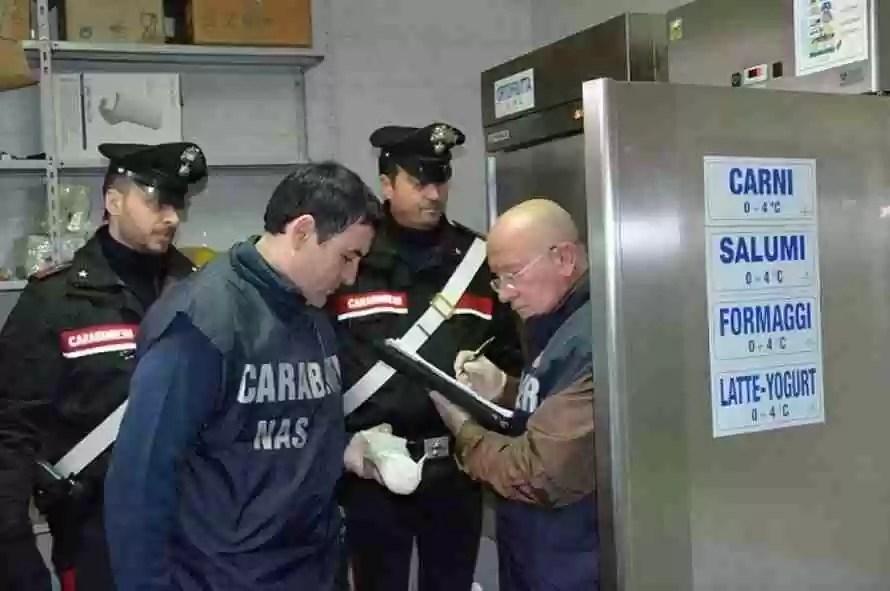 Carabinieri NAS - Immagine di Repertorio