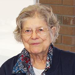 Sr. Wilma Whitman, OSU
