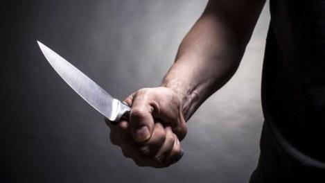 Resultado de imagem para tentativa de homicídio faca