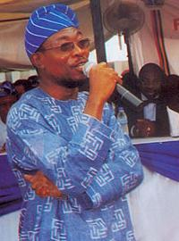 Engineer Rauf Aregbesola