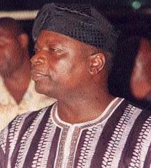 Governor Oyinlola