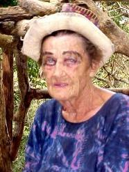 Susan Wenger 'Adunni Olorisa'- the aged Austrian Osun Chief Priest
