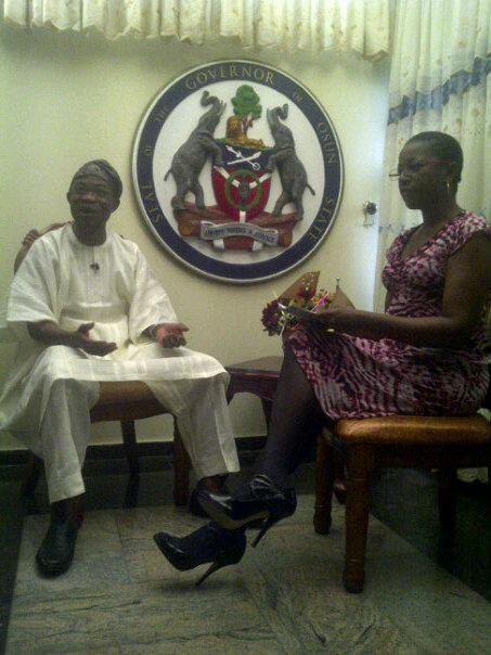 Aregbesola Interview