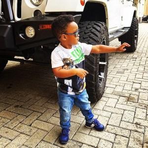 Paul Okoye celebrates son's birthday