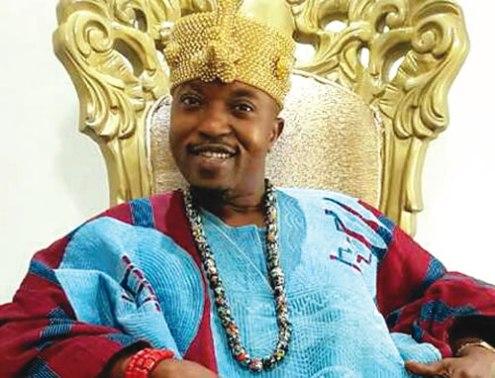 Image result for The Oluwo of Iwo, Oba Abdul-Rasheed Adewale Akanbi, Telu I