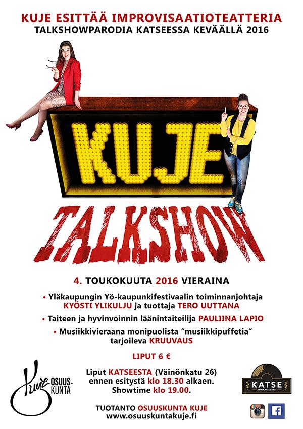 TalkShow Kuje