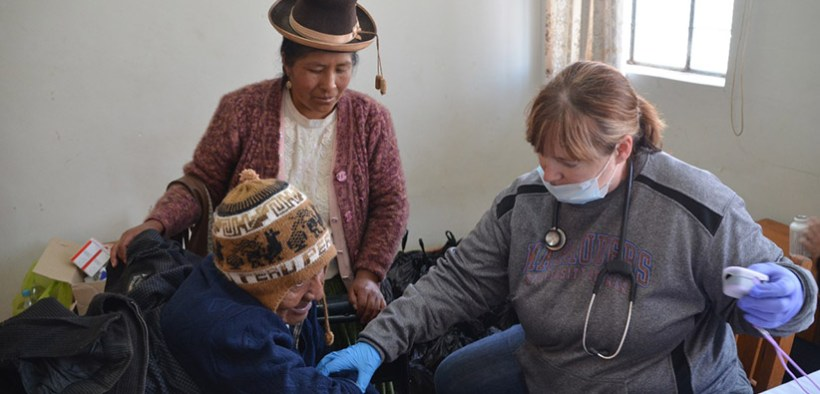 Medical mission trips