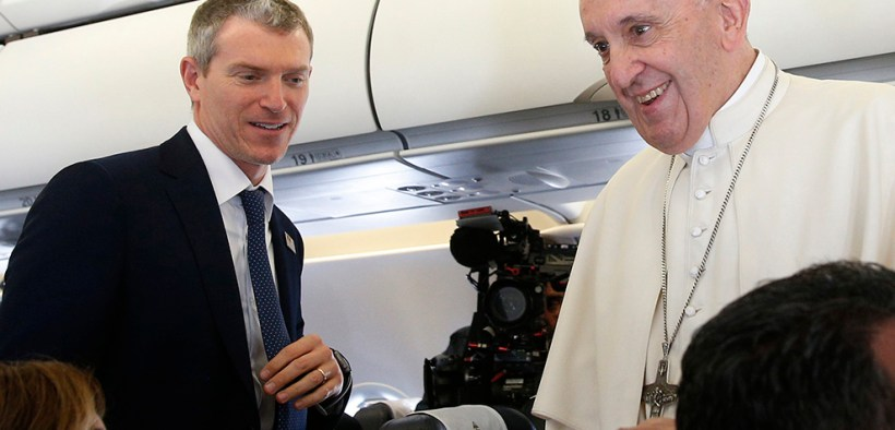 MATTEO BRUNI APPOINTMENT VATICAN PRESS