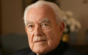 Father Theodore Hesburgh