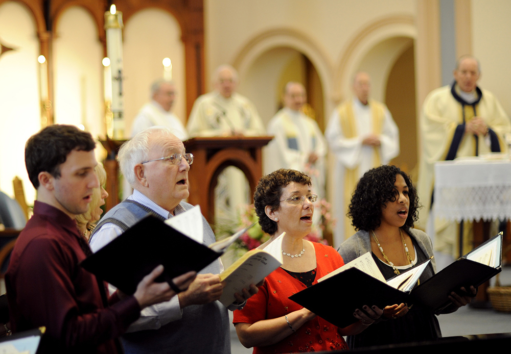 Are there guidelines for music at Mass? - Our Sunday Visitor