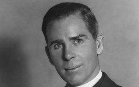 PORTRAIT OF FULTON J. SHEEN