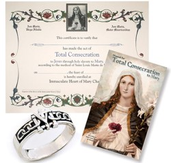 Consecration kit