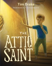Attic saint book