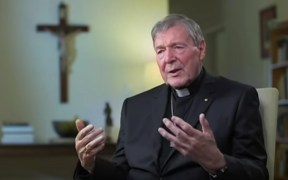 AUSTRALIA PELL INTERVIEW SCREEN GRAB