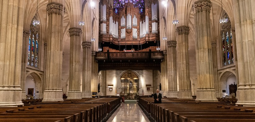 NEW YORK ST. PATRICK'S CATHEDRAL