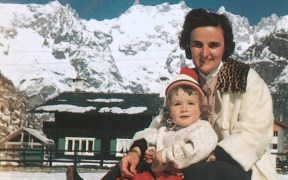 FAMILY PHOTO OF ST. GIANNA BERETTA MOLLA