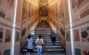 HOLY STAIRS ROME