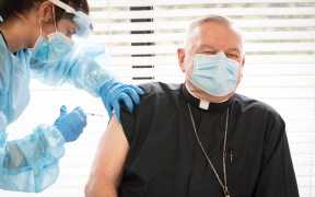 ARCHBISHOP WENSKI COVID-19 VACCINE