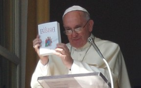 FILE POPE BIBLE