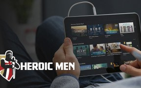 HEROIC MEN WEBSITE