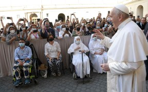 POPE GENERAL AUDIENCE