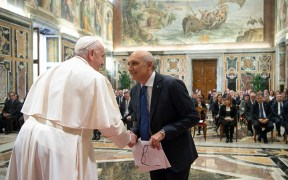 POPE VATICAN PHARMACISTS CONSCIENCE