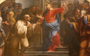 Jesus and the Roman coin