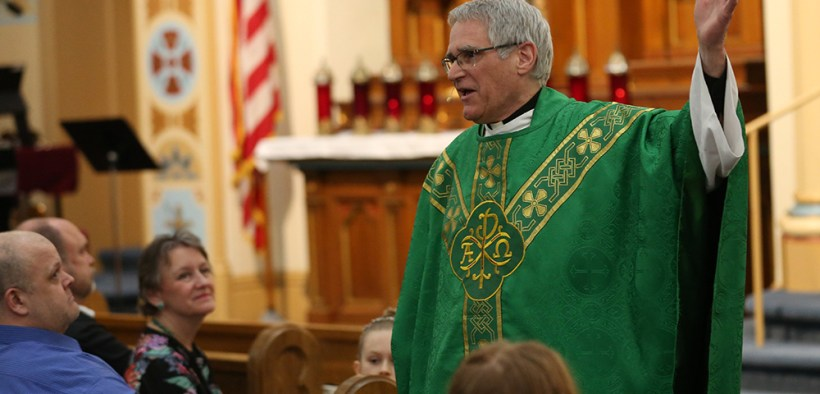 FATHER STAN MADER