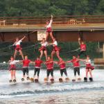 Camp Mohawk Valley Water Ski Club X-Squad