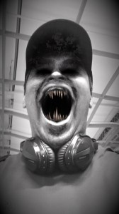 """""""You can give your friends a good scare right before Halloween"""" - Allif Karim  (Aliff Karim l The Oswegonian)"""