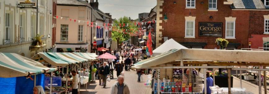 Market Oswestry