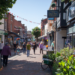 Bailey Street, Oswestry