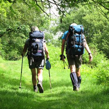 Walking Offa's Dyke