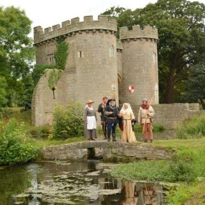 North Shropshire Whittington Castle