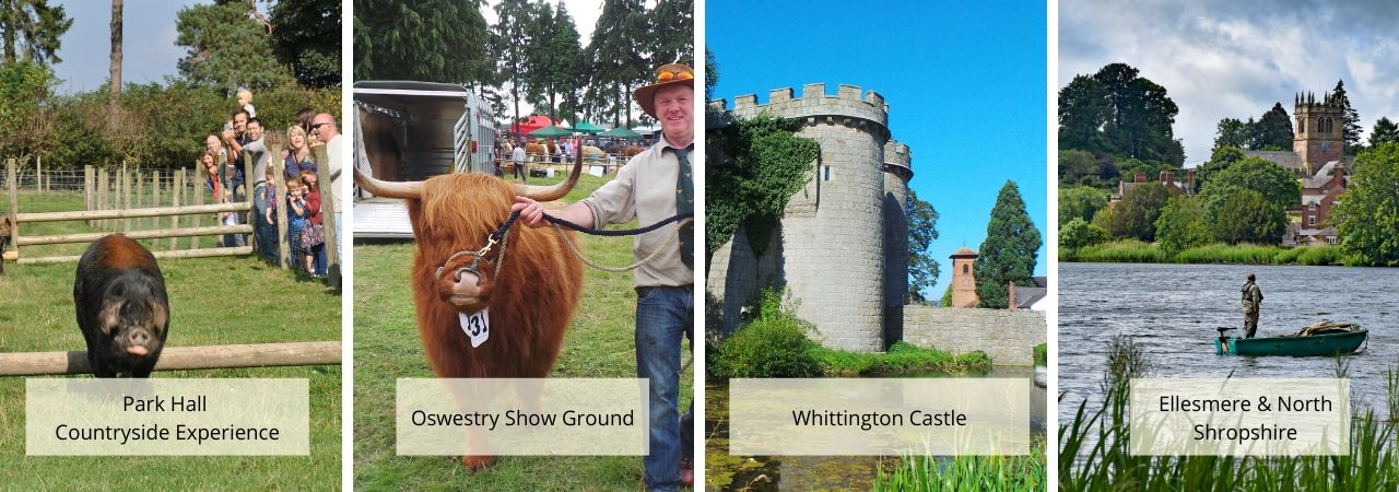 Best places to visit in North Shropshire