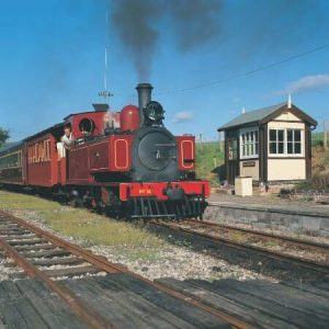 Welshpool and Llanfair Railway